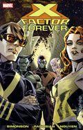 X-Factor Forever TPB (2010) 1-1ST