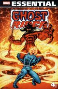 Essential Ghost Rider TPB (2005-2010 Marvel) 4-1ST
