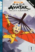 Avatar The Last Airbender GN (2006 Tokyopop) Cine-Manga 1-1ST