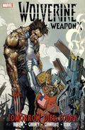 Wolverine Weapon X HC (2009 Ongoing Series Collection) 3-1ST