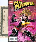 Ms. Marvel (2006 2nd Series) 1BDFSIGNED