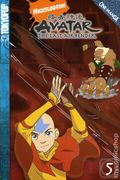 Avatar The Last Airbender GN (2006 Tokyopop) Cine-Manga 5-1ST