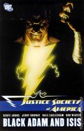 Justice Society of America Black Adam and Isis TPB (2010 DC) 1-1ST