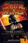 Star Wars Dark Lord The Rise of Darth Vader HC (2005 Novel) 1-1ST