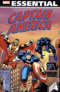 Essential Captain America TPB (2008- Marvel) 2nd Edition 4-1ST