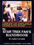 Files Magazine Star Trek Fan's Handbook SC (1988) 1-1ST