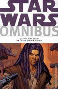 Star Wars Omnibus Quinlan Vos Jedi in Darkness TPB (2010 Dark Horse) 1-1ST
