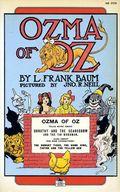 Ozma of Oz SC (1980 Storybook) 1-1ST