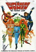 Superhero Women TPB (1977 Fireside) By Stan Lee 1S-REP