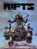 Rifts Role Playing Game SC (1990) 1-REP