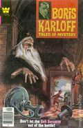 Boris Karloff Tales of Mystery (Whitman) 88