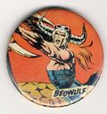 Beowulf Button (1975 DC) BUTTON-1