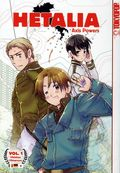 Hetalia Axis Powers GN (2010-2014 Tokyopop Digest) 1-1ST
