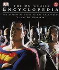 DC Comics Encyclopedia HC (2004 DK) 1N-1ST