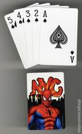 Spider-Man NYC Deck of Playing Cards (2010) DECK-01