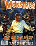 Famous Monsters of Filmland (1958) Magazine 253A