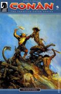 Conan Frazetta Cover Collection (2007) 6