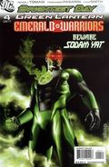 Green Lantern Emerald Warriors (2010) 4A