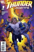 THUNDER Agents (2010 DC) 1A