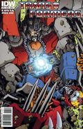Transformers (2009 IDW) 13A