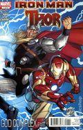 Iron Man Thor (2010 Marvel) 1