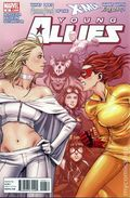 Young Allies (2010 Marvel) 6A