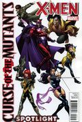 X-Men Curse of the Mutants Spotlight (2010 Marvel) 1