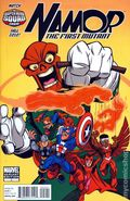 Namor The First Mutant (2010 Marvel) 2B