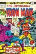 Iron Man (1968 1st Series) Mark Jewelers 61MJ
