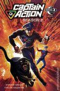 Captain Action Season Two (2010 Moonstone) 2B