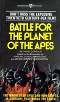 Battle for the Planet of the Apes PB (1973 Novel) 1-1ST