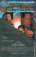 Star Trek Deep Space Nine (1993 Malibu) 1A.LTE.SIGNED