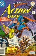 Action Comics (1938 DC) Mark Jewelers 470MJ
