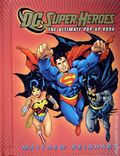 DC Super Heroes The Ultimate Pop-Up Book HC (2010 Hachette) 1-1ST