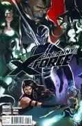 Uncanny X-Force (2010 Marvel) 1C