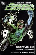 Green Lantern Secret Origin HC (2010 DC) 2nd Edition 1-1ST