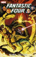 Fantastic Four TPB (2010-2013 Marvel) By Jonathan Hickman 2-1ST