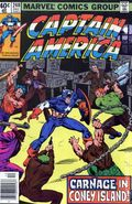 Captain America (1968 1st Series) Mark Jewelers 240MJ
