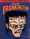 Dick Briefer's Frankenstein: The Chilling Archives of Horror Comics HC (2010 IDW) 1-1ST