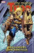 Thor TPB (2009-2010 Marvel) By Dan Jurgens and John Romita, Jr. 4-1ST