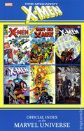Uncanny X-Men Official Index to the Marvel Universe TPB (2010) 1-1ST