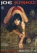 Joe Jusko Savage Beauty HC (2010 Little Eva Ink) 1B-1ST