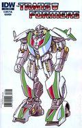 Transformers (2009 IDW) 12RI