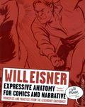 Will Eisner Expressive Anatomy for Comics SC (2008) 1-1ST