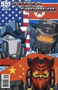 Transformers (2009 IDW) 12B
