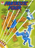 Fantastic Four Coloring Book SC (1970-1980 Whitman) WH-1394