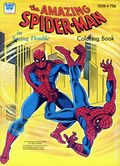 Amazing Spider-Man Coloring Book SC (1970-1980 Whitman) WH1639-4