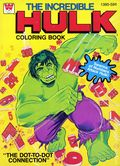 Incredible Hulk Coloring Book SC (1970-1980 Whitman ) WH-1395