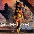 Sci-Fi Art Now HC (2010 HarperCollins) 1-1ST