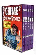 Crime Suspenstories HC (1983 Russ Cochran) The Complete EC Library SET-01